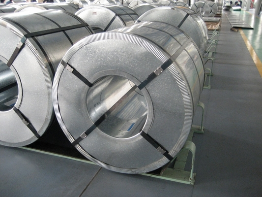 A992 A572 Hot Dip Galvanized Steel Strip With Thickness 0.15mm - 2.5mm