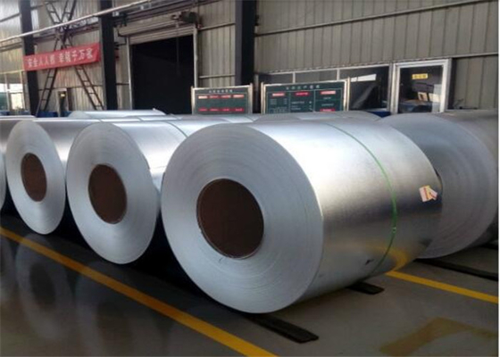ASTM A653M Prepainted Hot Dipped Galvanized Steel Coil DC01 Z60 - Z275